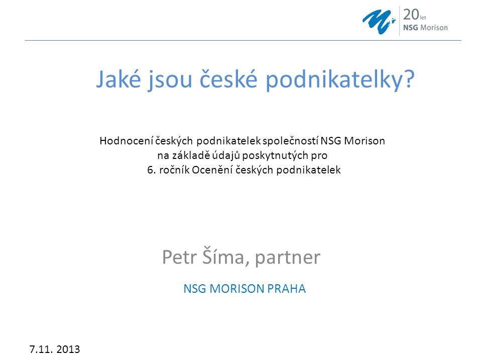 Jaké jsou české podnikatelky