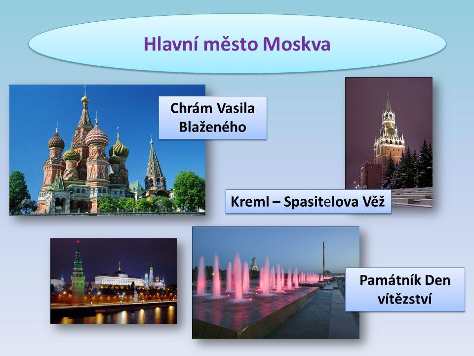 Chrám Vasila Blaženého Památník Den vítězství