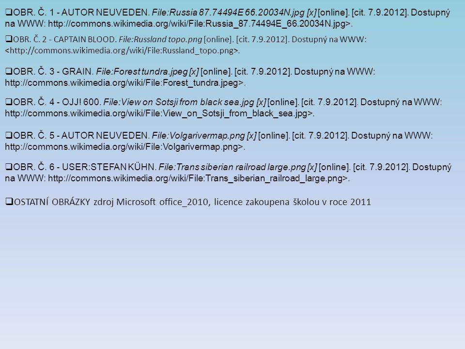 OBR. Č. 1 - AUTOR NEUVEDEN. File:Russia 87. 74494E 66. 20034N