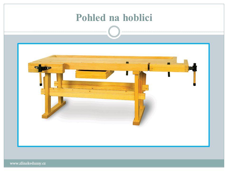 Pohled na hoblici www.zlinskedumy.cz