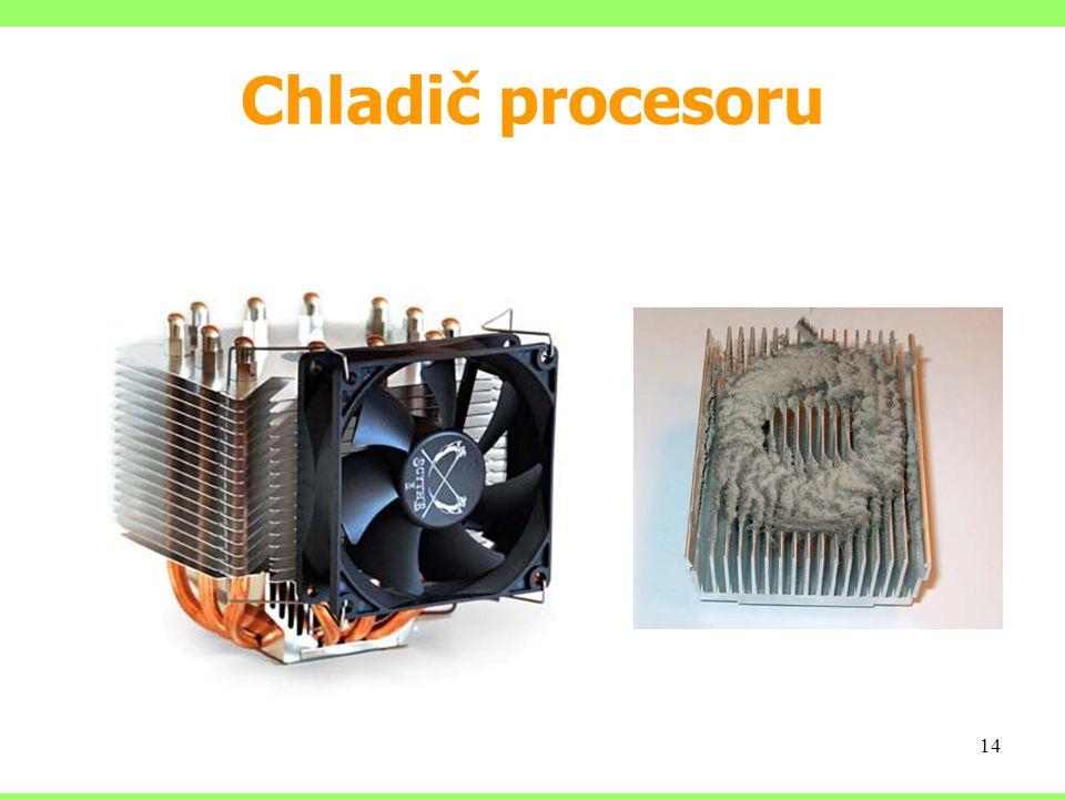 Chladič procesoru