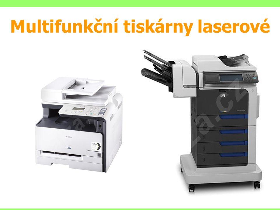Multifunkční tiskárny laserové