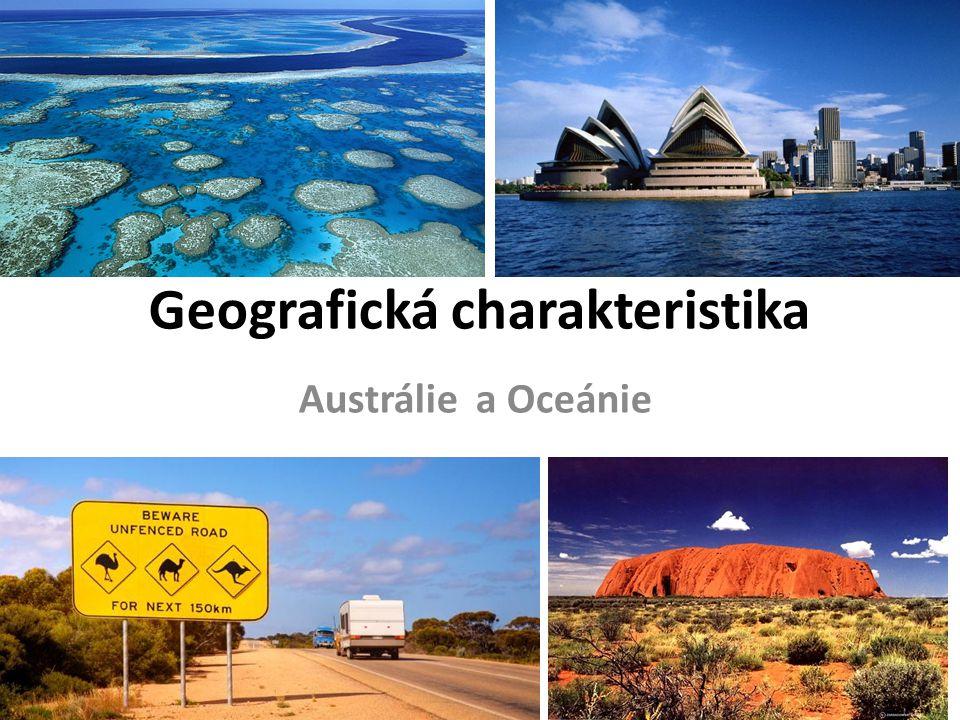Geografická charakteristika