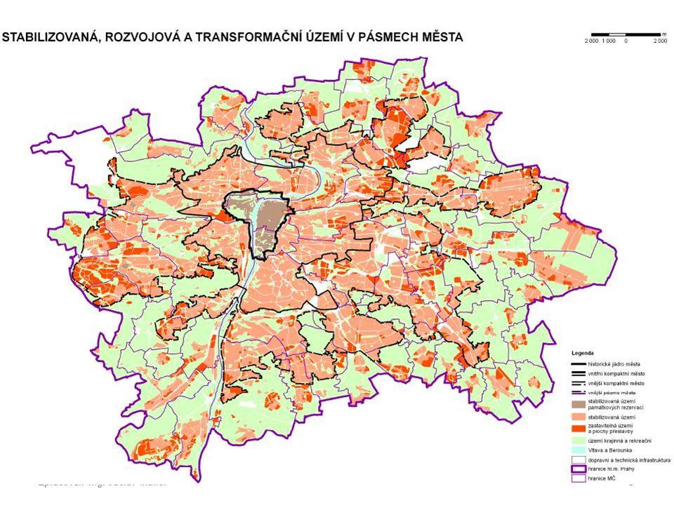 Strategický plán rozvoje MČ Praha 21 - Analytická část