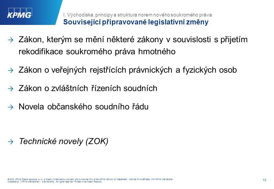 Nový přístup k platnosti/neplatnosti právního jednání