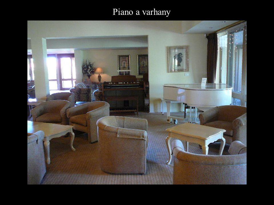 Piano a varhany
