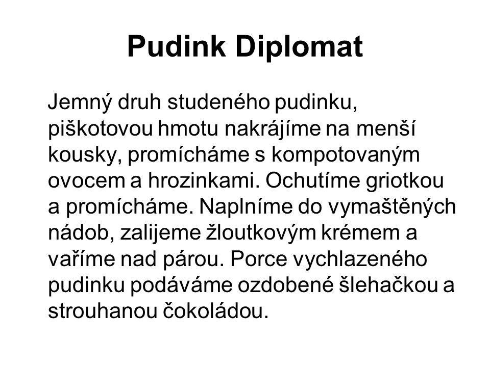 Pudink Diplomat