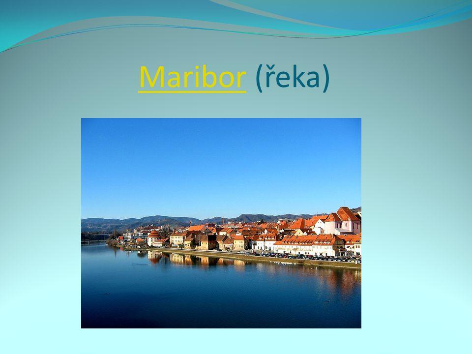 Maribor (řeka)