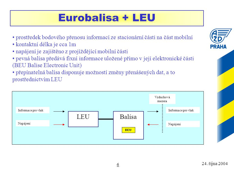 Eurobalisa + LEU LEU Balísa
