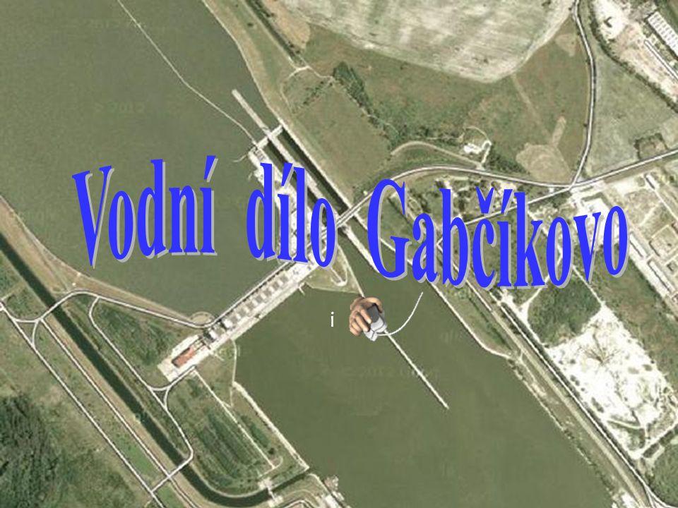 Vodní dílo Gabčíkovo i