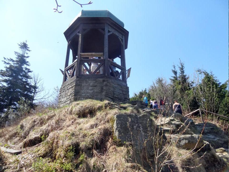 Zvonice Roubená lidová valašská zvonice