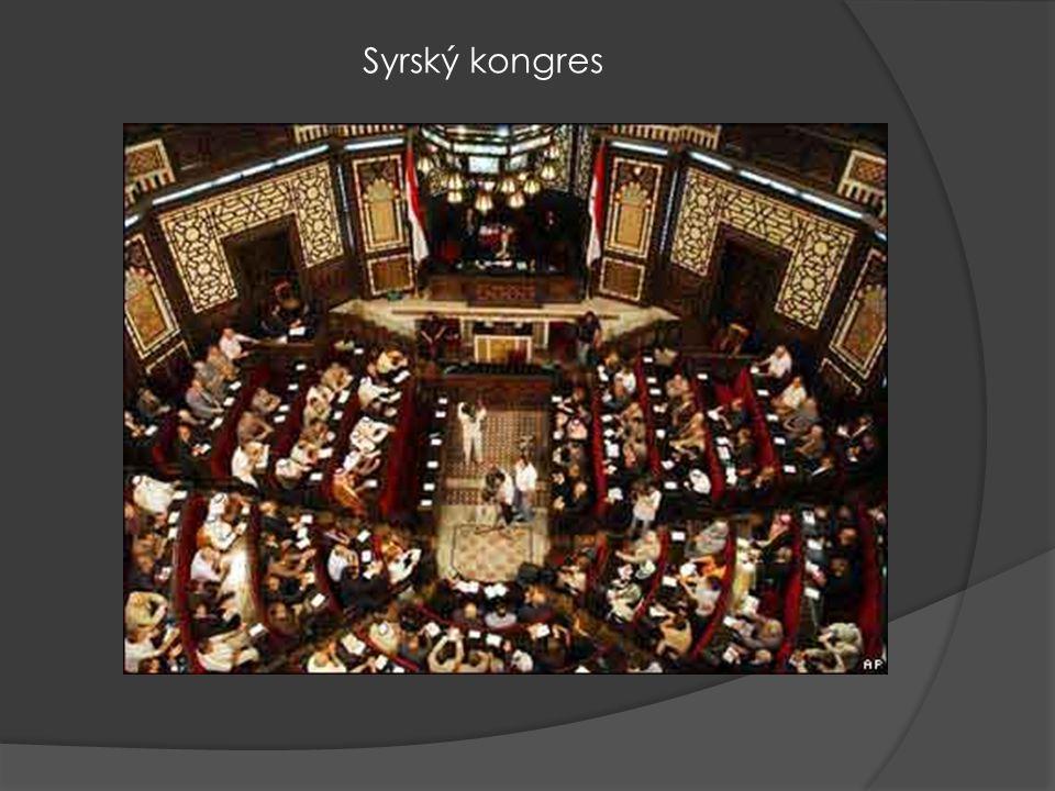 Syrský kongres