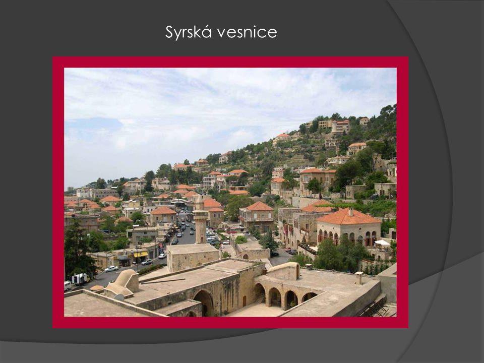 Syrská vesnice