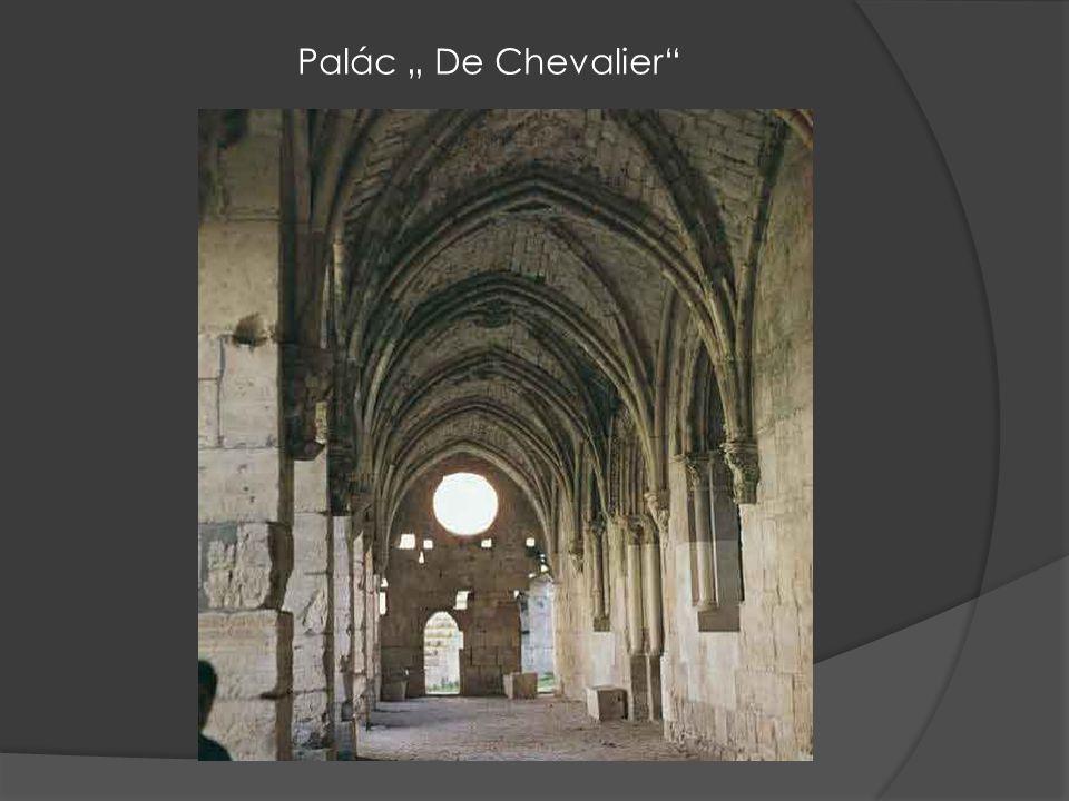 """Palác """" De Chevalier"""