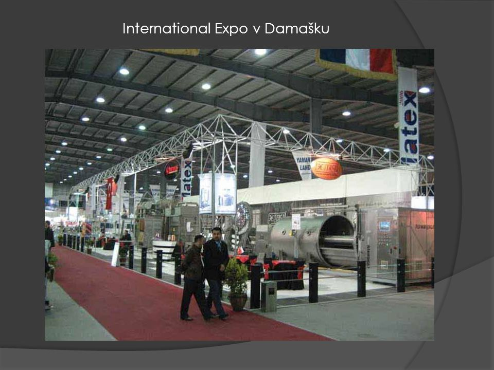 International Expo v Damašku