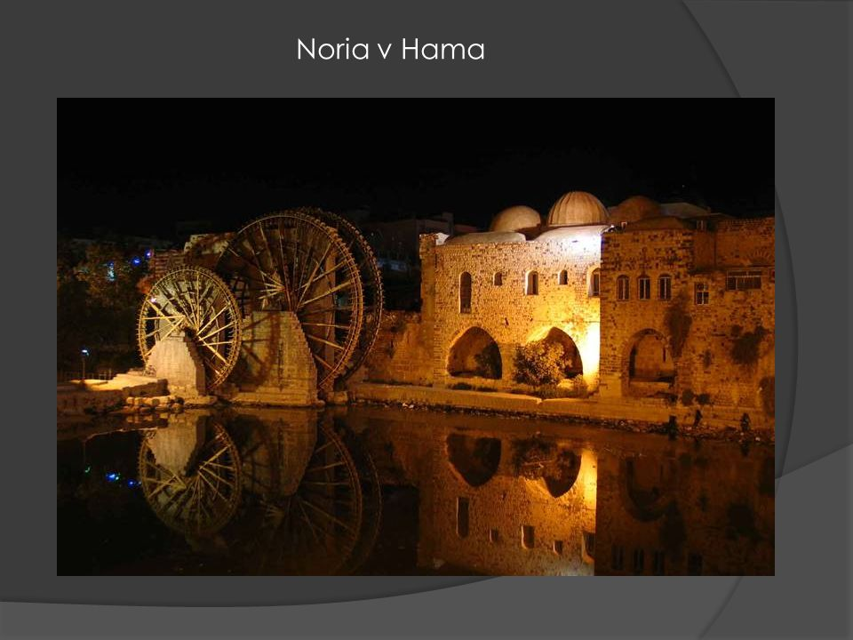 Noria v Hama