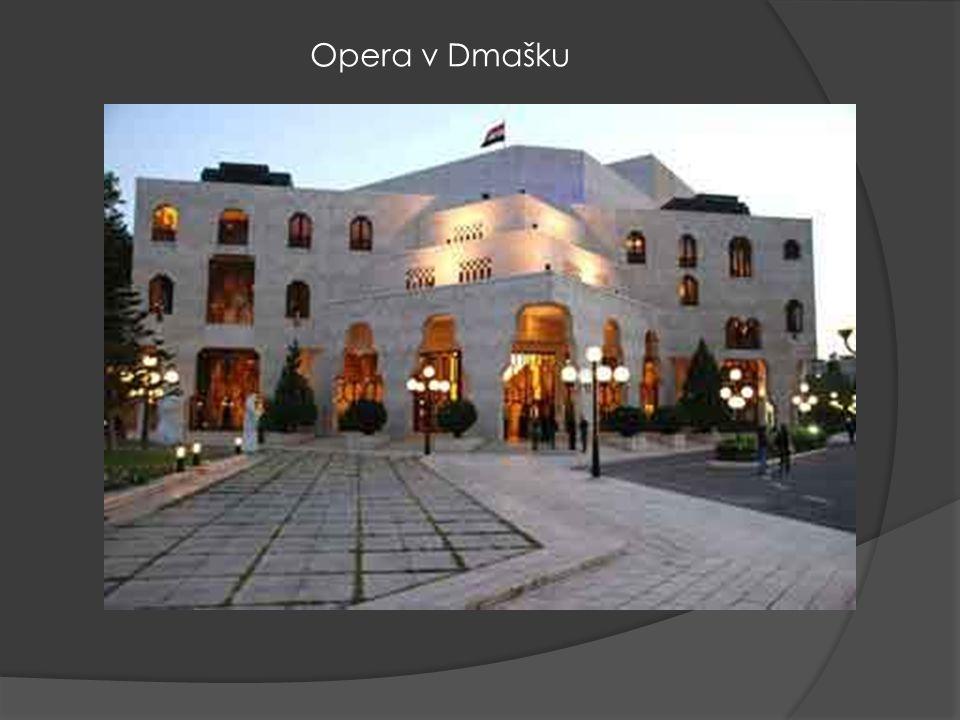 Opera v Dmašku