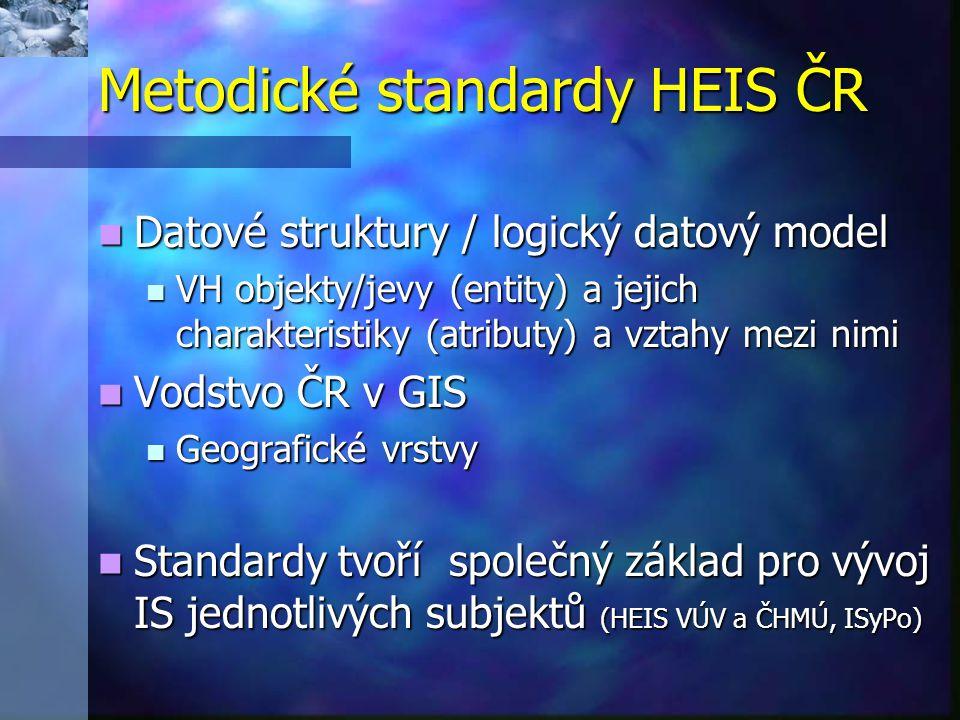 Metodické standardy HEIS ČR