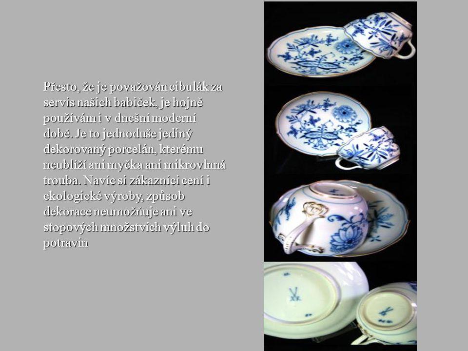 Přesto, že je považován cibulák za servis našich babiček, je hojně používám i v dnešní moderní době.