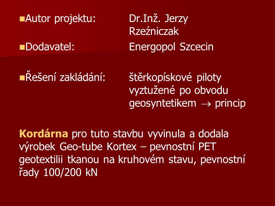 Autor projektu: Dr.Inž. Jerzy Rzeźniczak