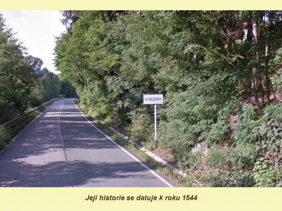 Její historie se datuje k roku 1544