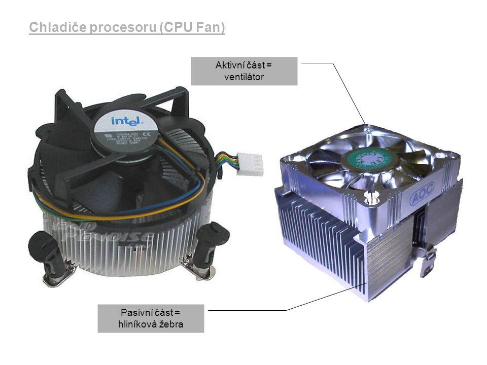 Chladiče procesoru (CPU Fan)