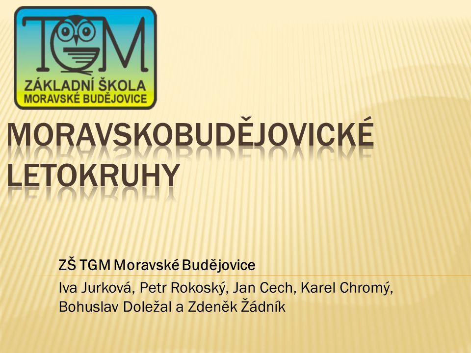 Moravskobudějovické letokruhy