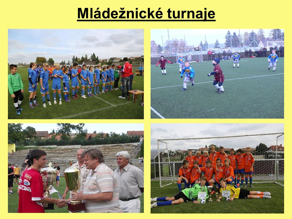 Mládežnické turnaje