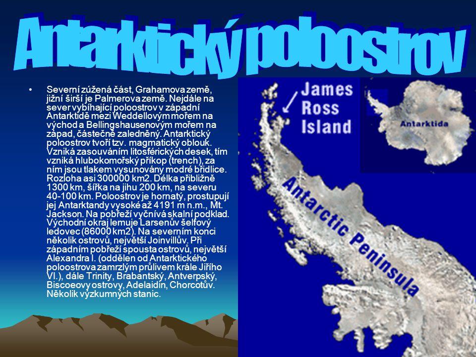 Antarktický poloostrov