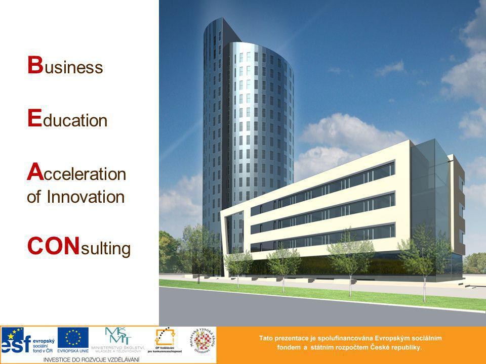 Business Education Acceleration of Innovation CONsulting
