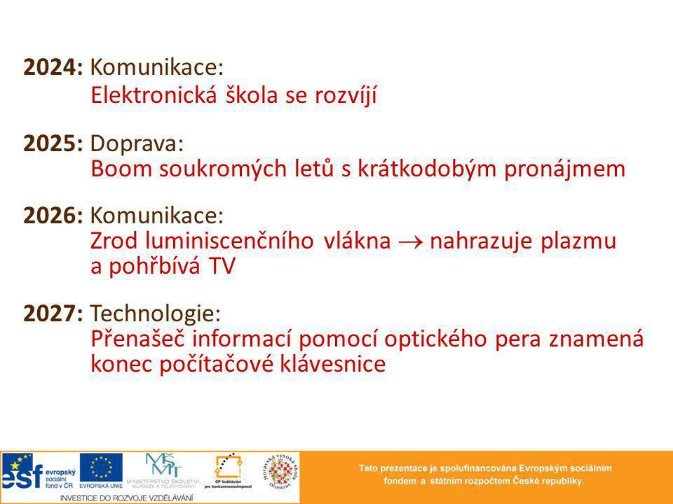 Elektronická škola se rozvíjí