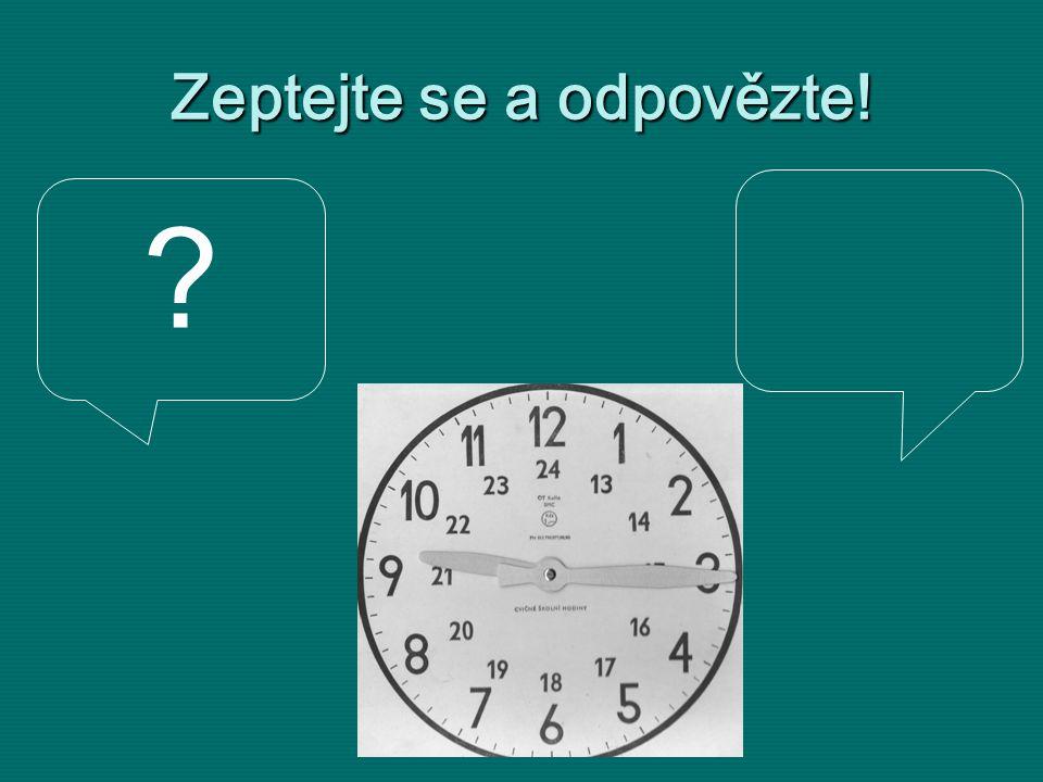 Zeptejte se a odpovězte!