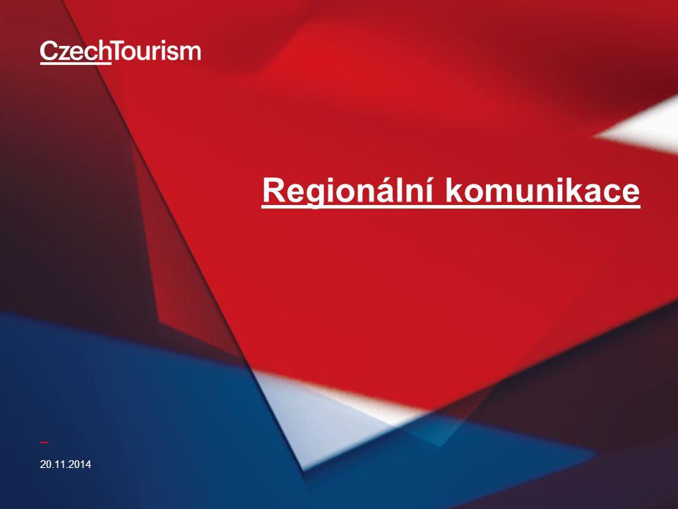 Regionální komunikace
