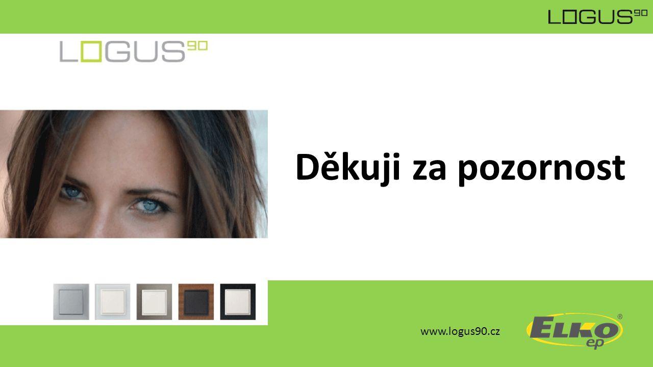 Děkuji za pozornost www.logus90.cz