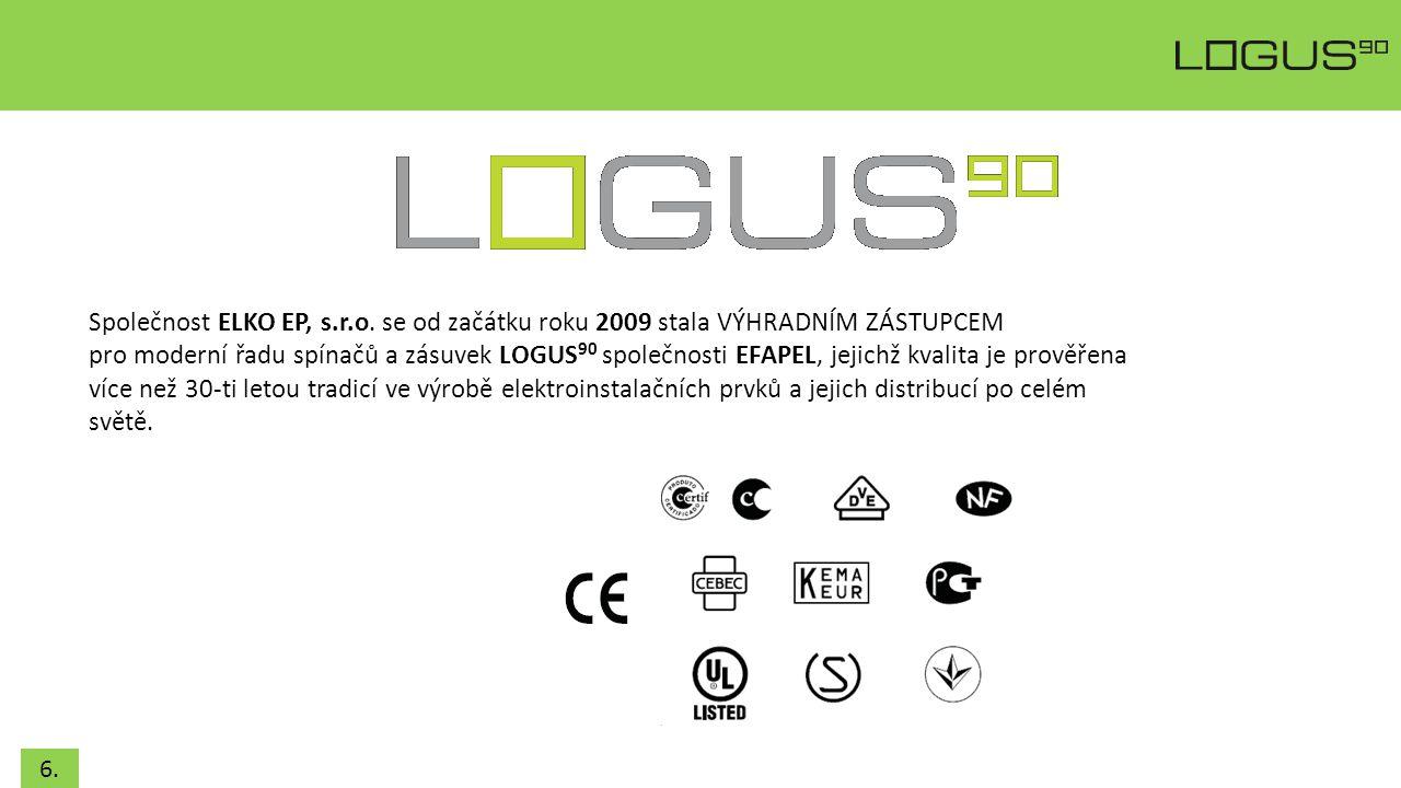 Společnost ELKO EP, s.r.o. se od začátku roku 2009 stala VÝHRADNÍM ZÁSTUPCEM