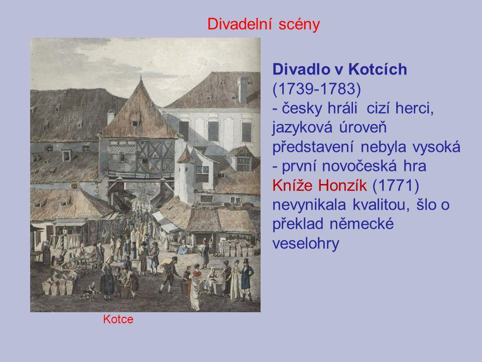- česky hráli cizí herci, jazyková úroveň představení nebyla vysoká
