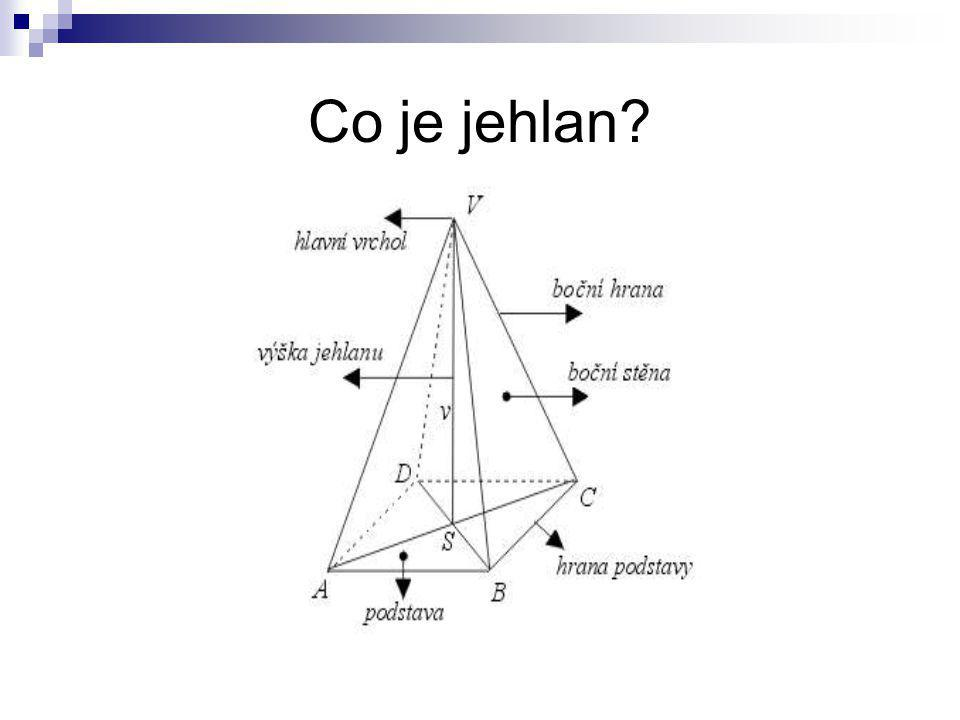 Co je jehlan