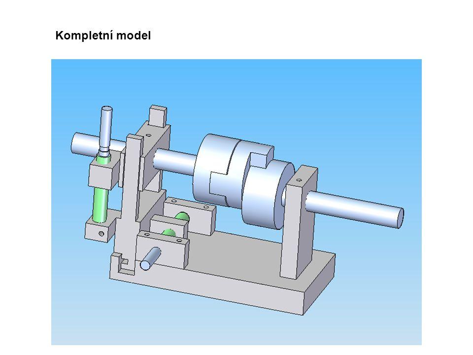Kompletní model