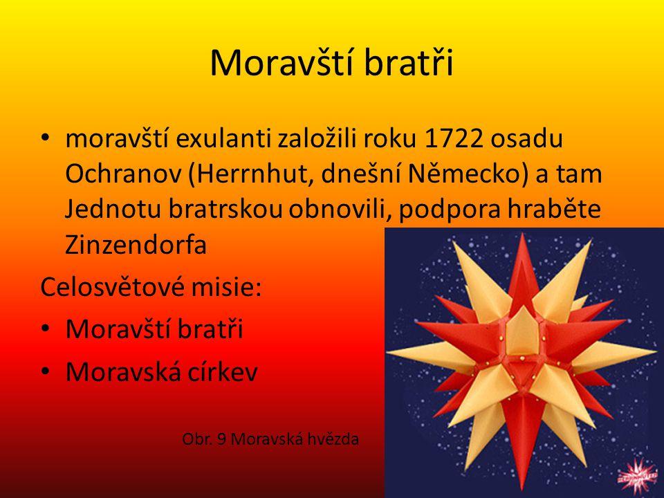 Moravští bratři