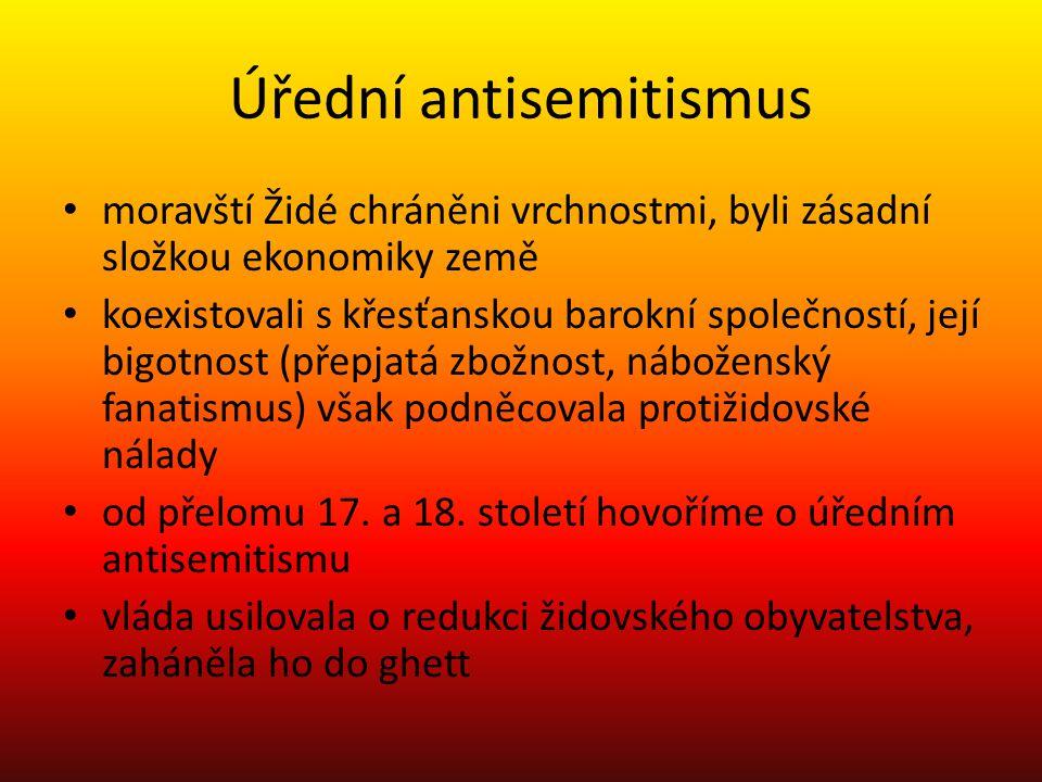 Úřední antisemitismus