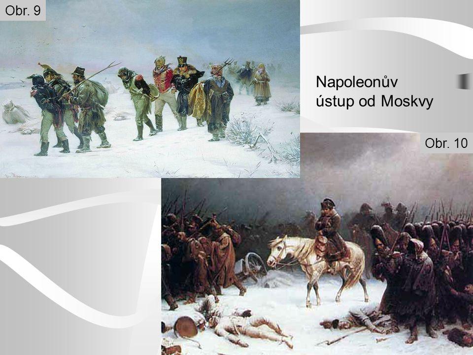 Napoleonův ústup od Moskvy