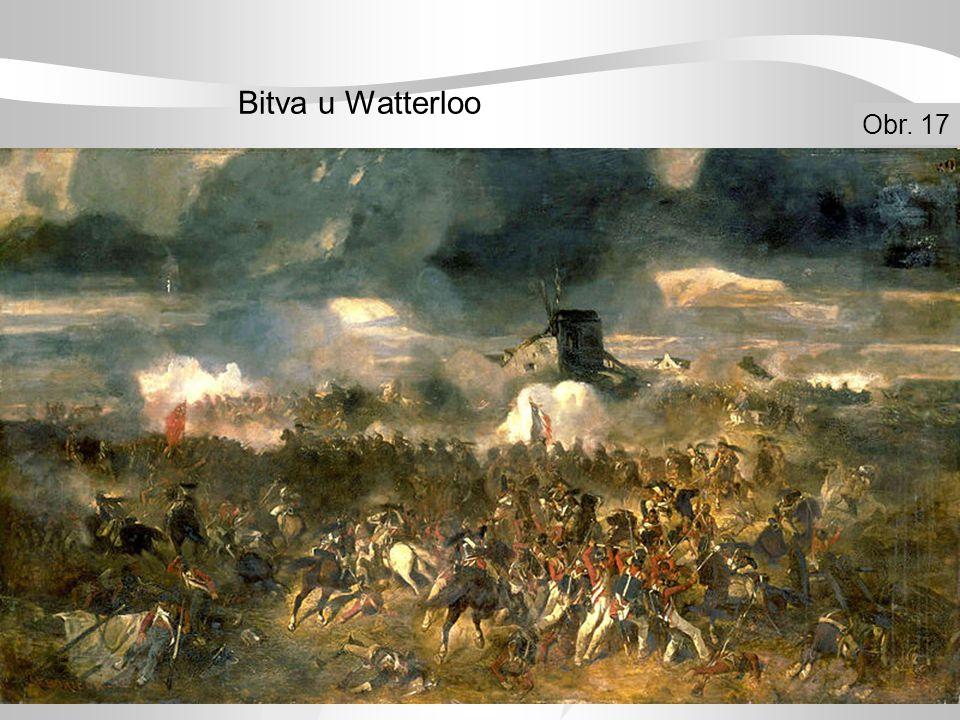 Bitva u Watterloo Obr. 17