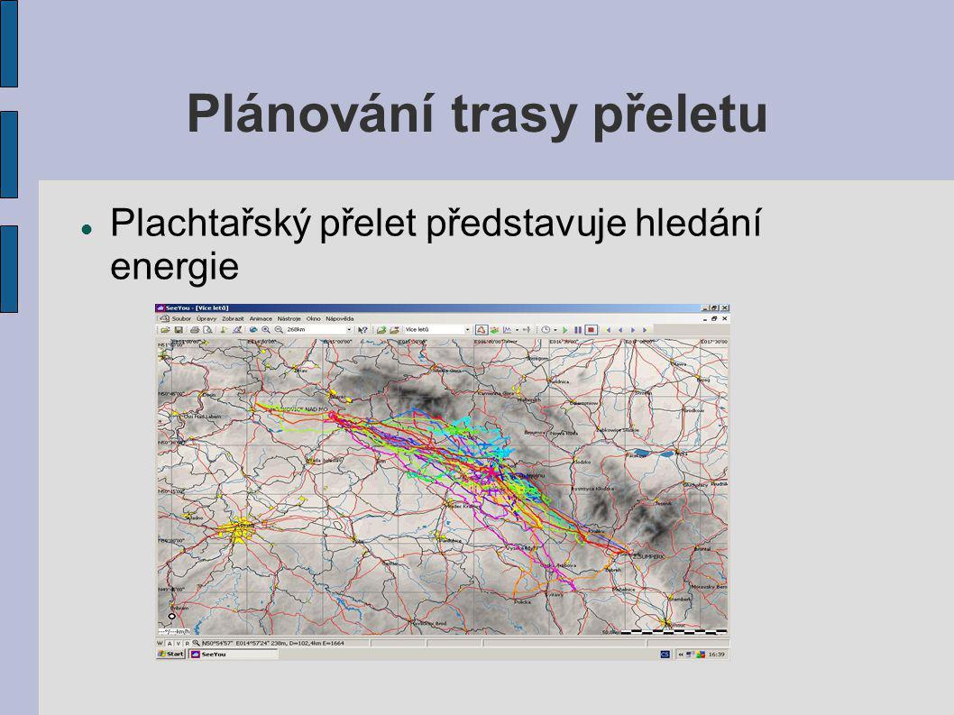 Plánování trasy přeletu