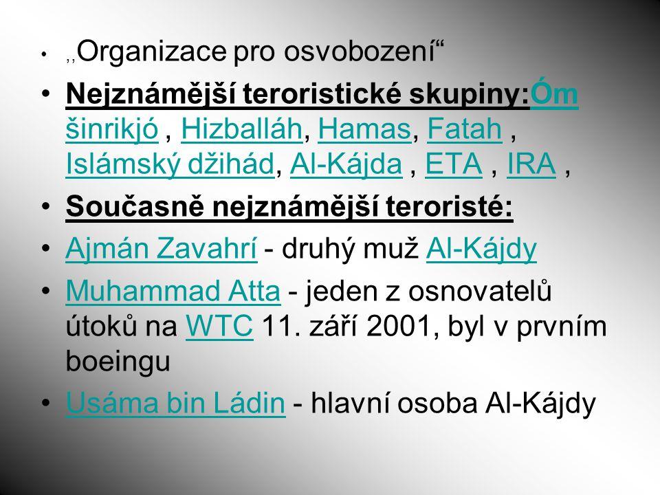 Současně nejznámější teroristé: Ajmán Zavahrí - druhý muž Al-Kájdy
