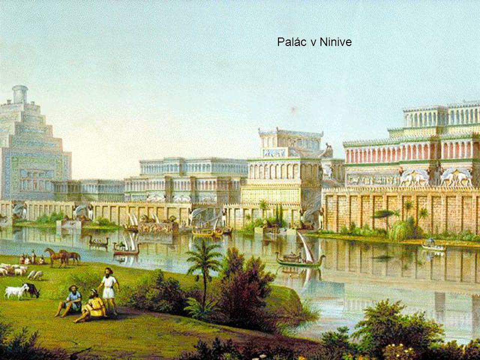 Palác v Ninive