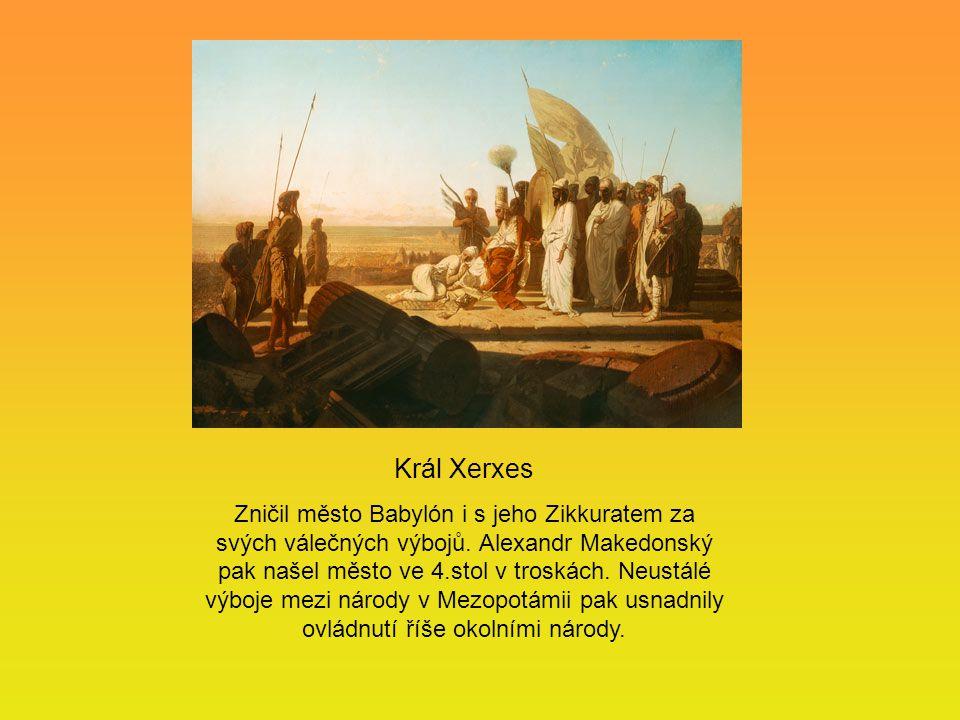 Král Xerxes