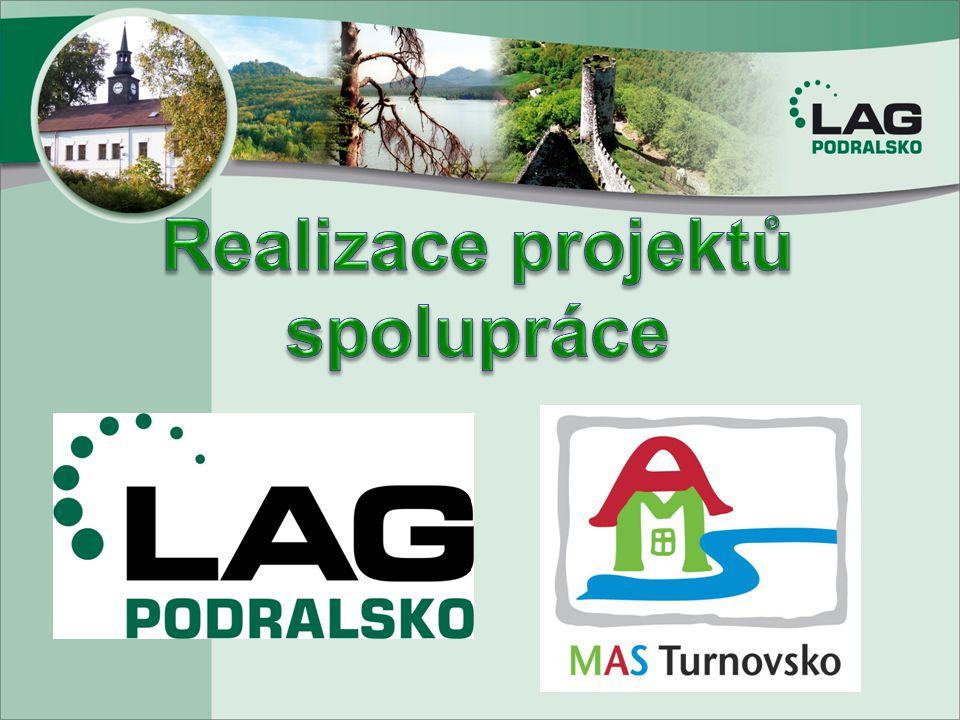 Realizace projektů spolupráce