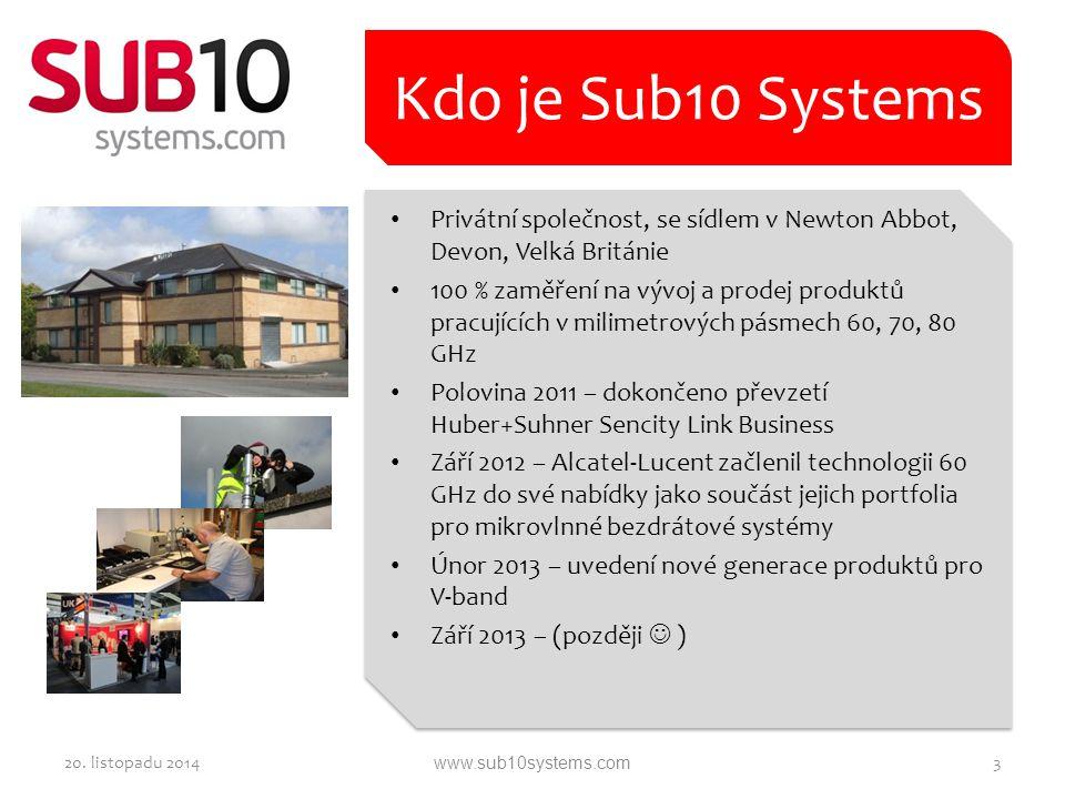 Kdo je Sub10 Systems Privátní společnost, se sídlem v Newton Abbot, Devon, Velká Británie.