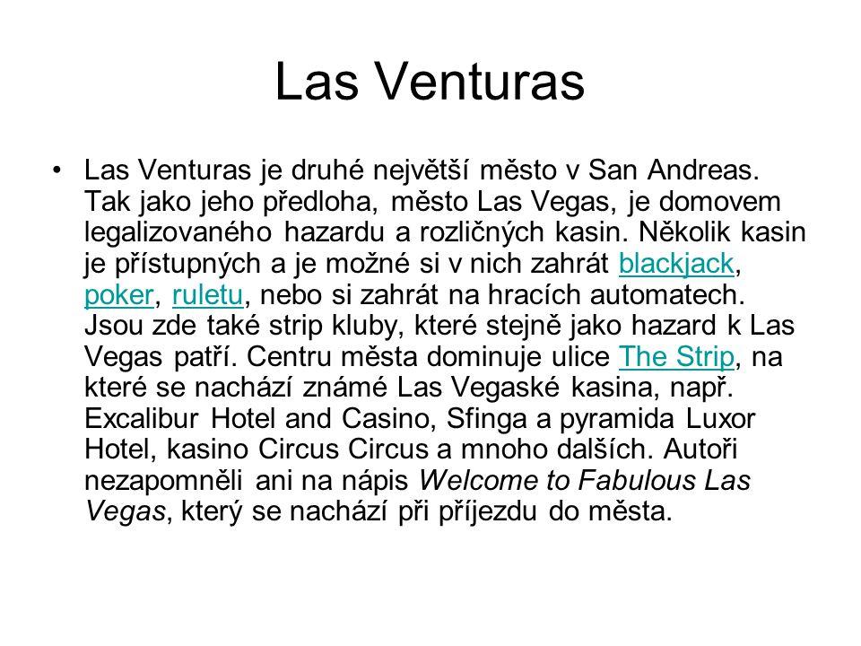 Las Venturas
