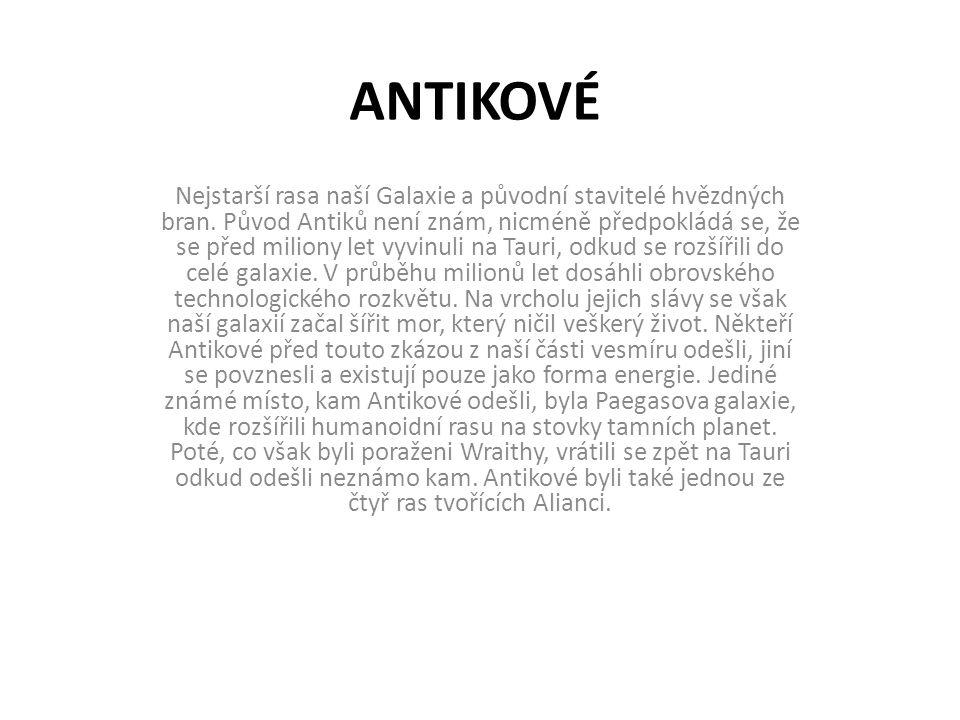 ANTIKOVÉ